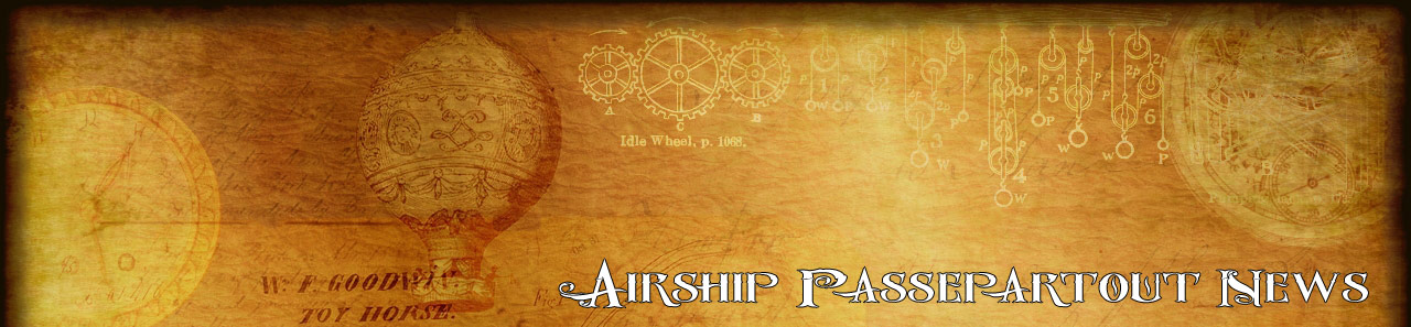 Airship Passepartout News