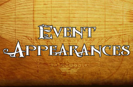 Airship Passepartout Event Appearances
