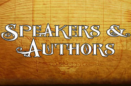 Steampunk Speakers & Authors