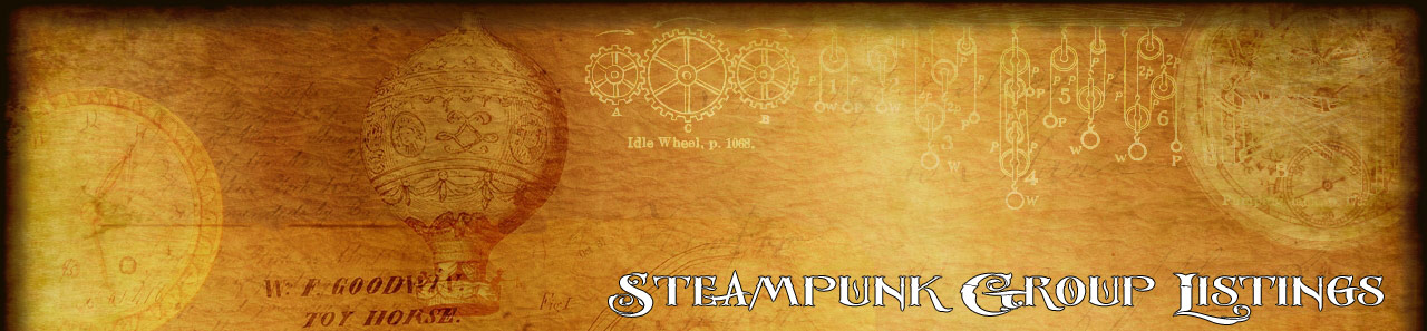 Steampunk Groups
