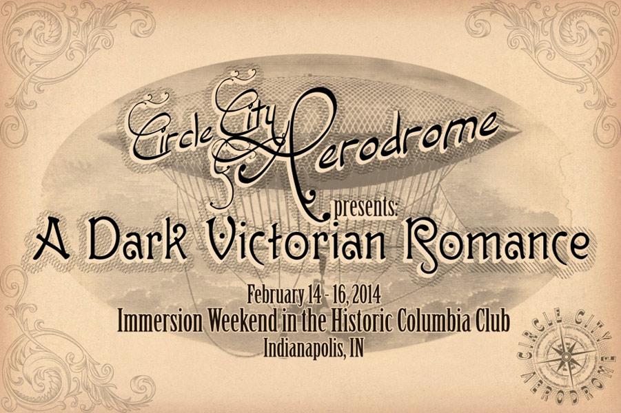 A Dark Victorian Romance