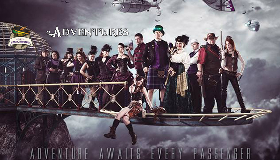 Airship Passepartout Adventures