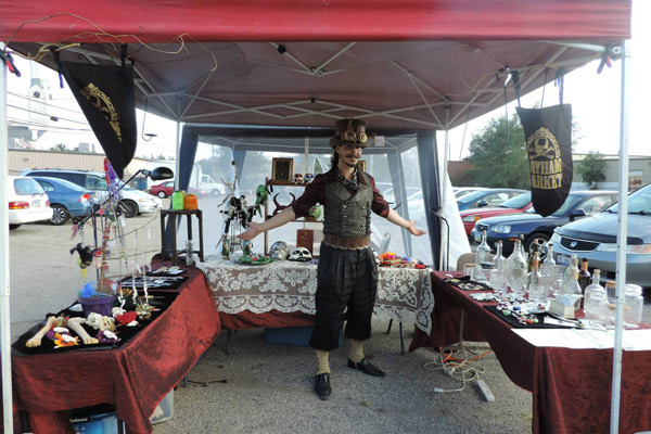 Mayham Market Outdoors