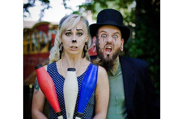 Tinderbox Sideshow Circus