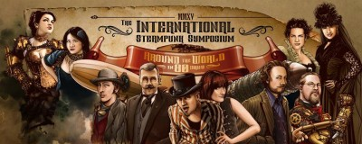 Report from the International Steampunk Symposium