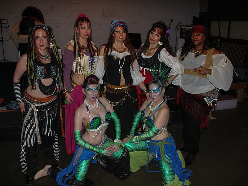 Troupe Roja of Dayton, OH - Photo by Rob Badger