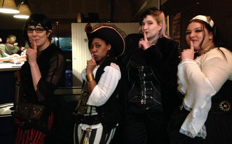 Ye Olde Yellow Cabaret IV – There Be Pirates Recap