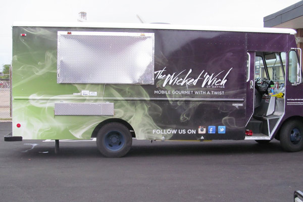 The Wicked 'Wich Food Truck
