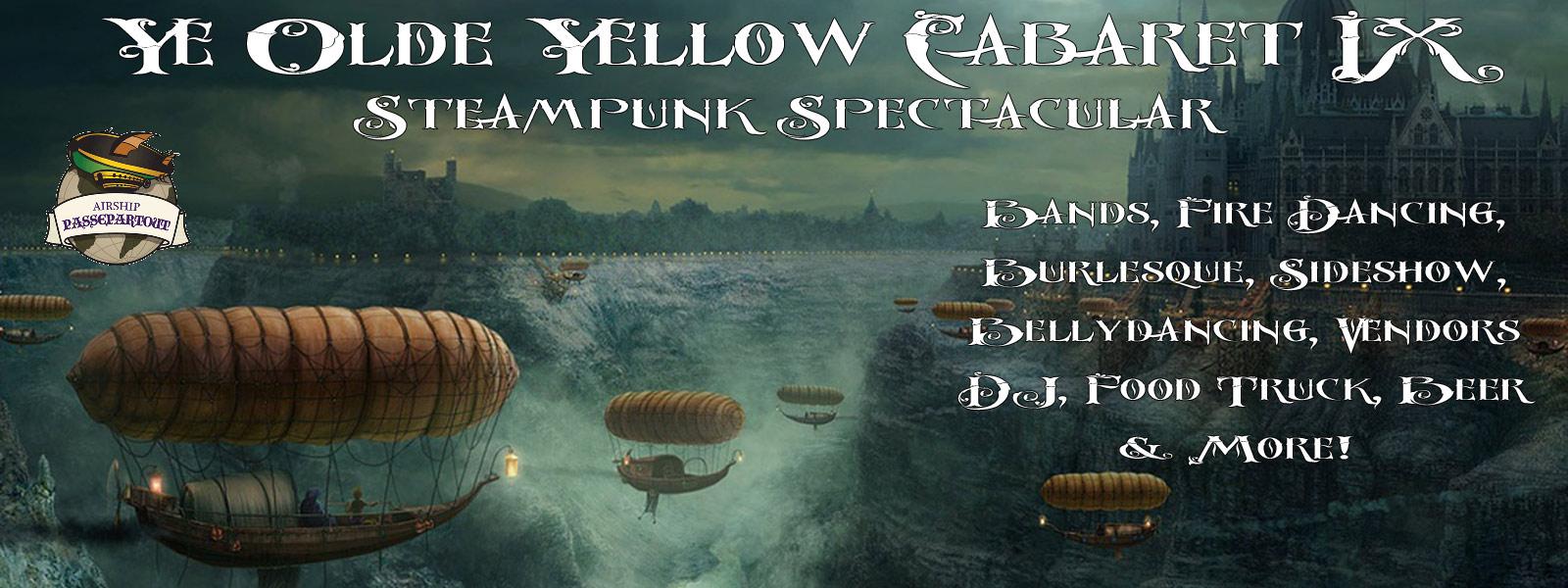 Yellow Cabaret IX